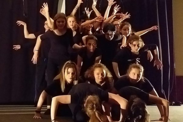 Progetto Teatro : Metamorphosis